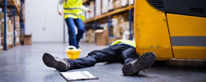 Avoid On-the-Job Accidents