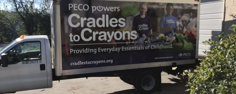 Safegard Employees Participate in IICF Week of Giving with Cradles to Crayons