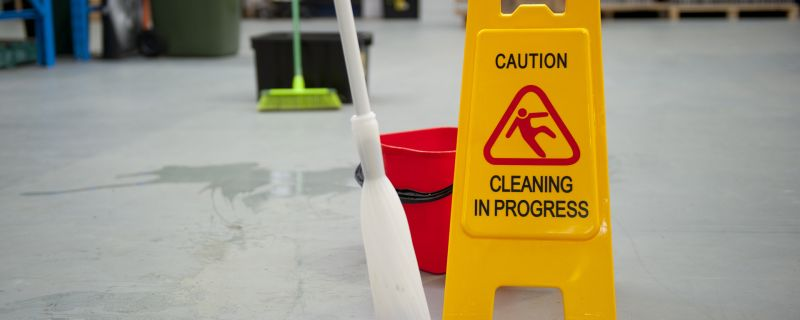Warehouse Housekeeping to Improve Safety