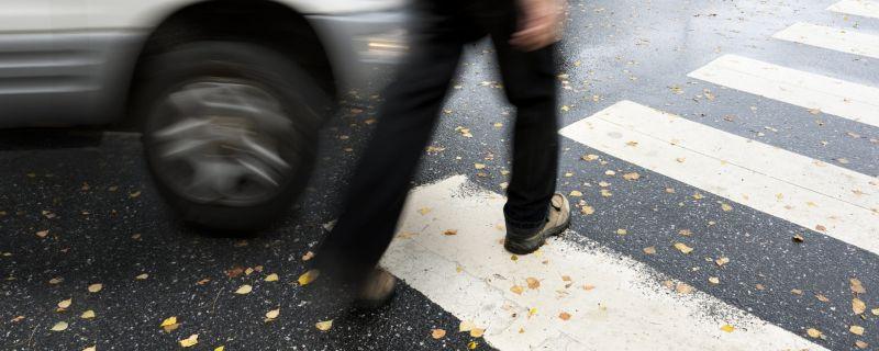 Safety of Pedestrians