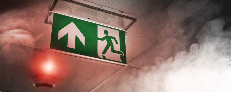 Fire Emergency: Be Prepared